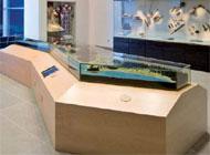 博物馆异型柜C01