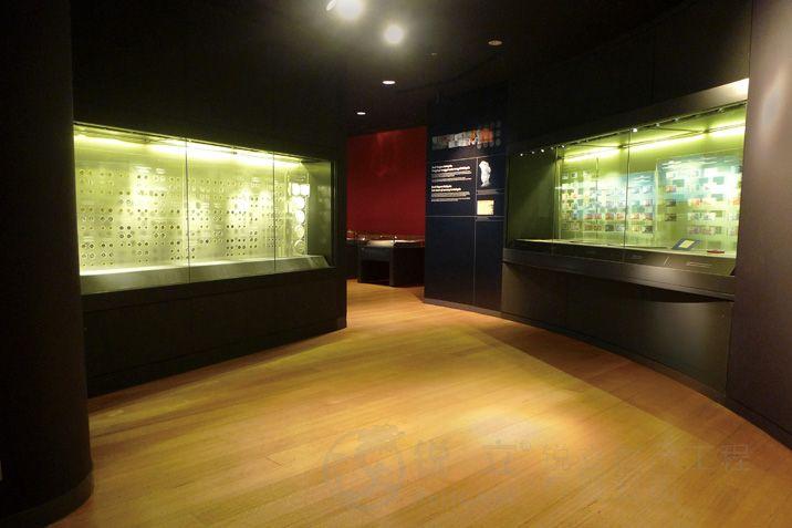 马来西亚国家银行博物馆墙柜