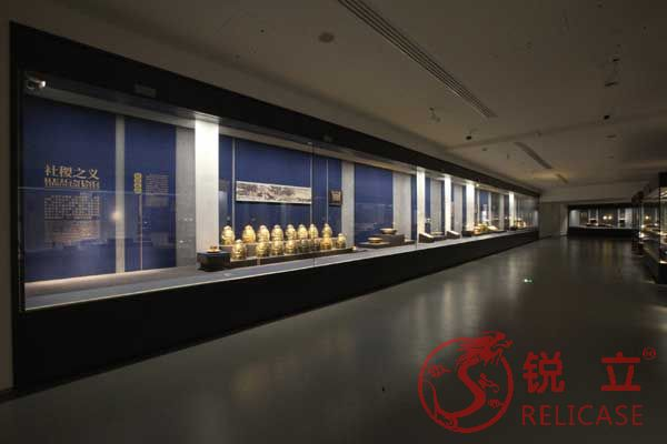 Special Exhibition Of The Palace Museum Collection at Lookout Tower Of Beijing Olympic Park