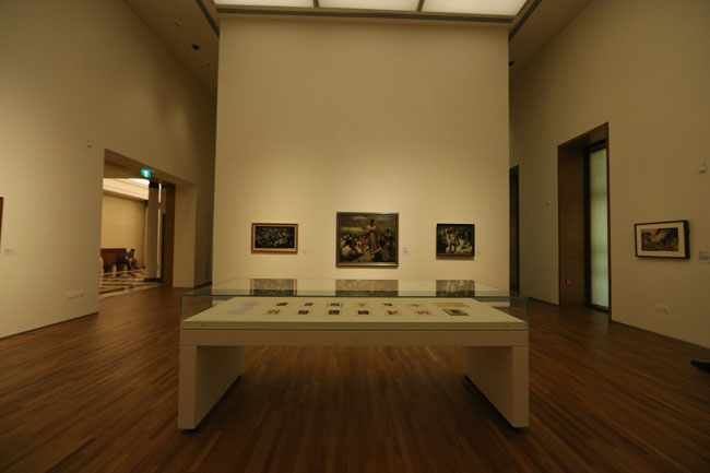 The National Gallery Singapore 1