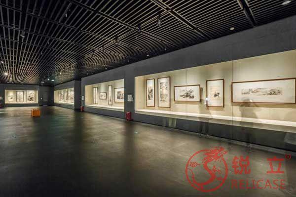 深圳市南山博物馆新馆展柜-锐立展示工程有限公司